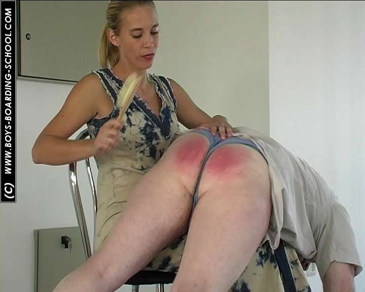 Bare spanking in school and man man gay